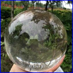 12.26 lb Natural Transparent Quartz Crystal Ball Gem Mineral Sphere Healing