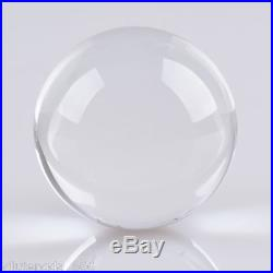 180mm Big Crystal Ball Sphere Healing Crystals Photo Props Venue Decorations