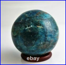 21 Apatite Crystal Sphere Ball Great Gift 3.0 Large Crystal Range