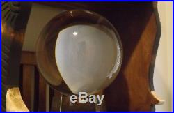 Large Crystal Ball Scrying Sphere Lead Crystal Clear Crystal Ball 15 kg