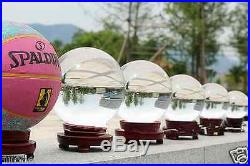 Magic Very clear40-200mm Round Glass Crystal ball Sphere Buyers select the size