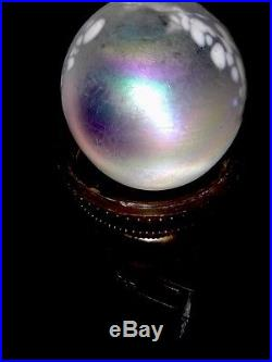 Magical Crystal Ball. Good Energy. From Mediums Sphere Collection. Orbs